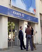 Kampa: SPD-Wahlkampfzentrale