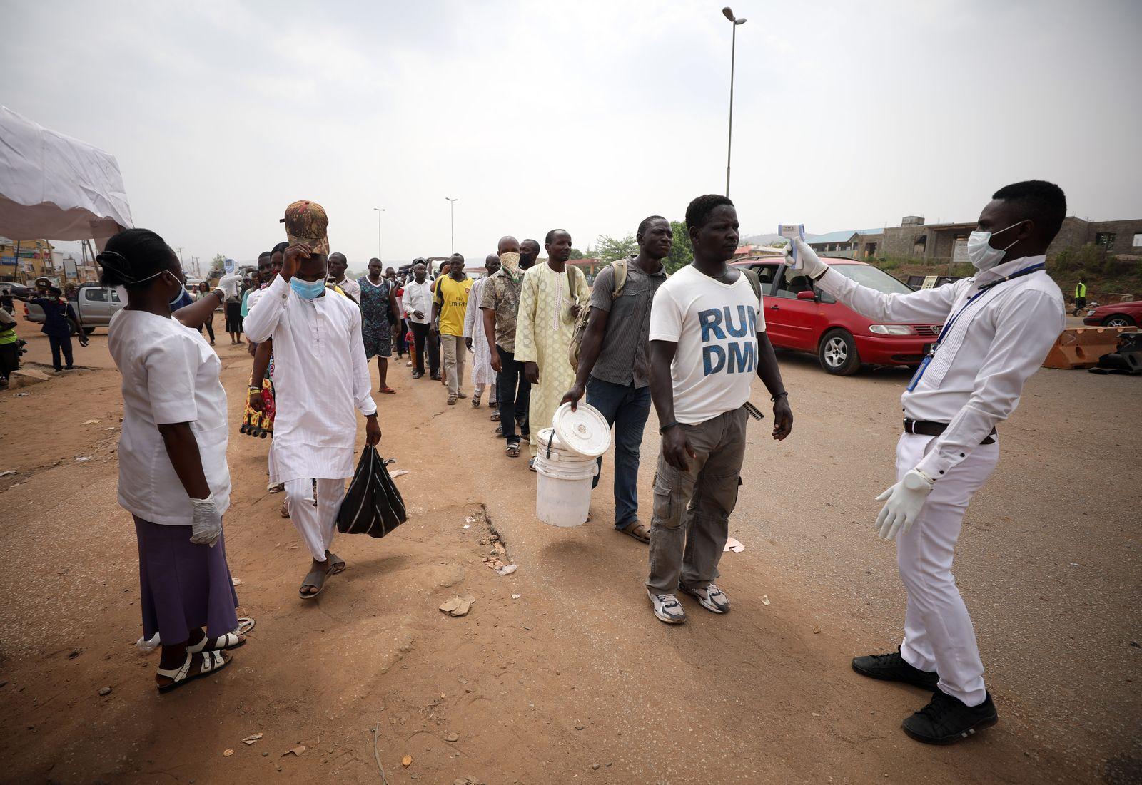NIGERIA-HEALTH-VIRUS