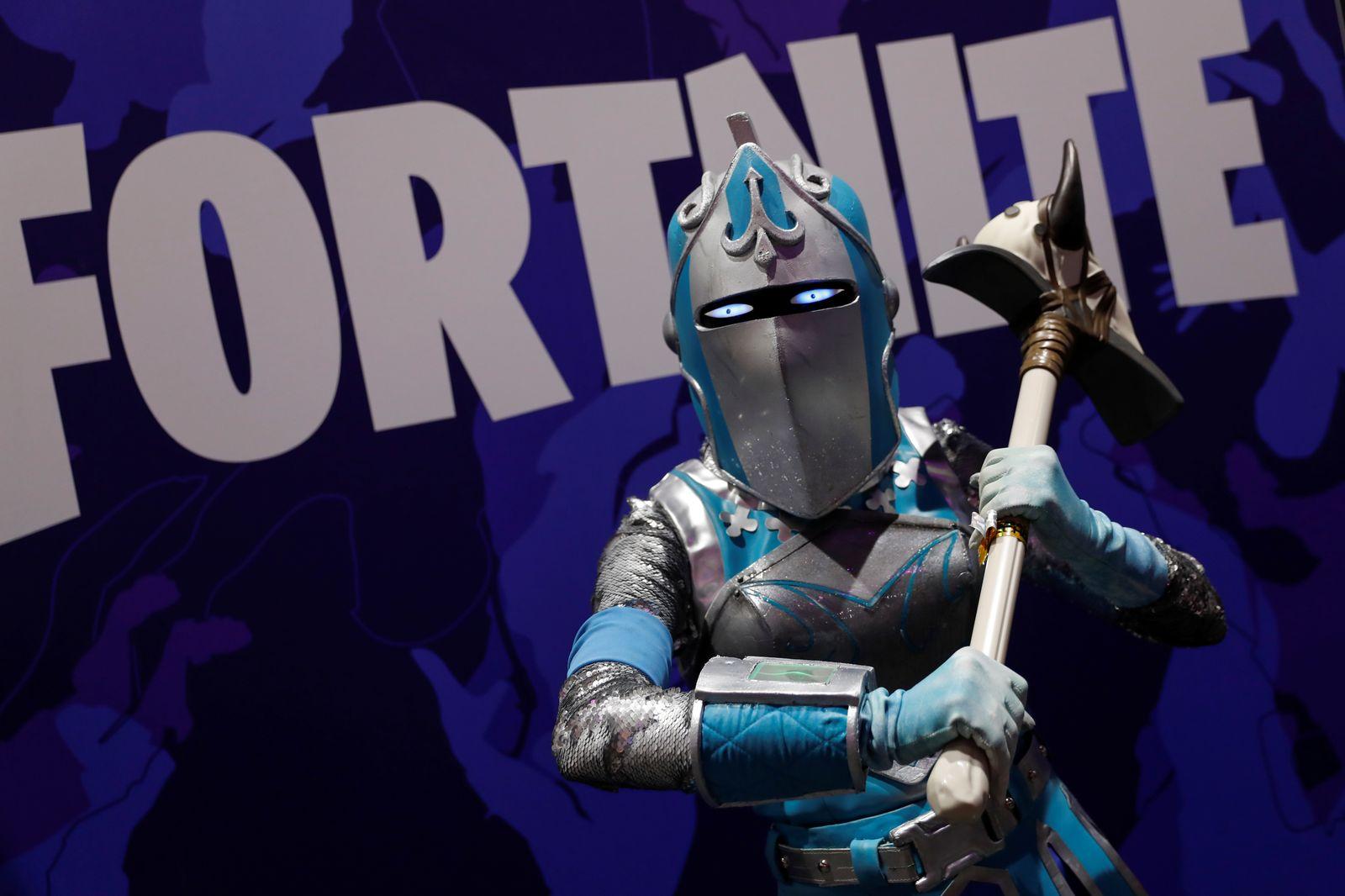 Fortnite-WM/ Comic Con