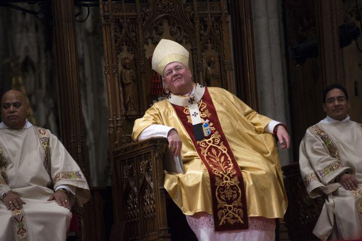 Erzbischof Dolan: Volksnah, aber wenig liberal