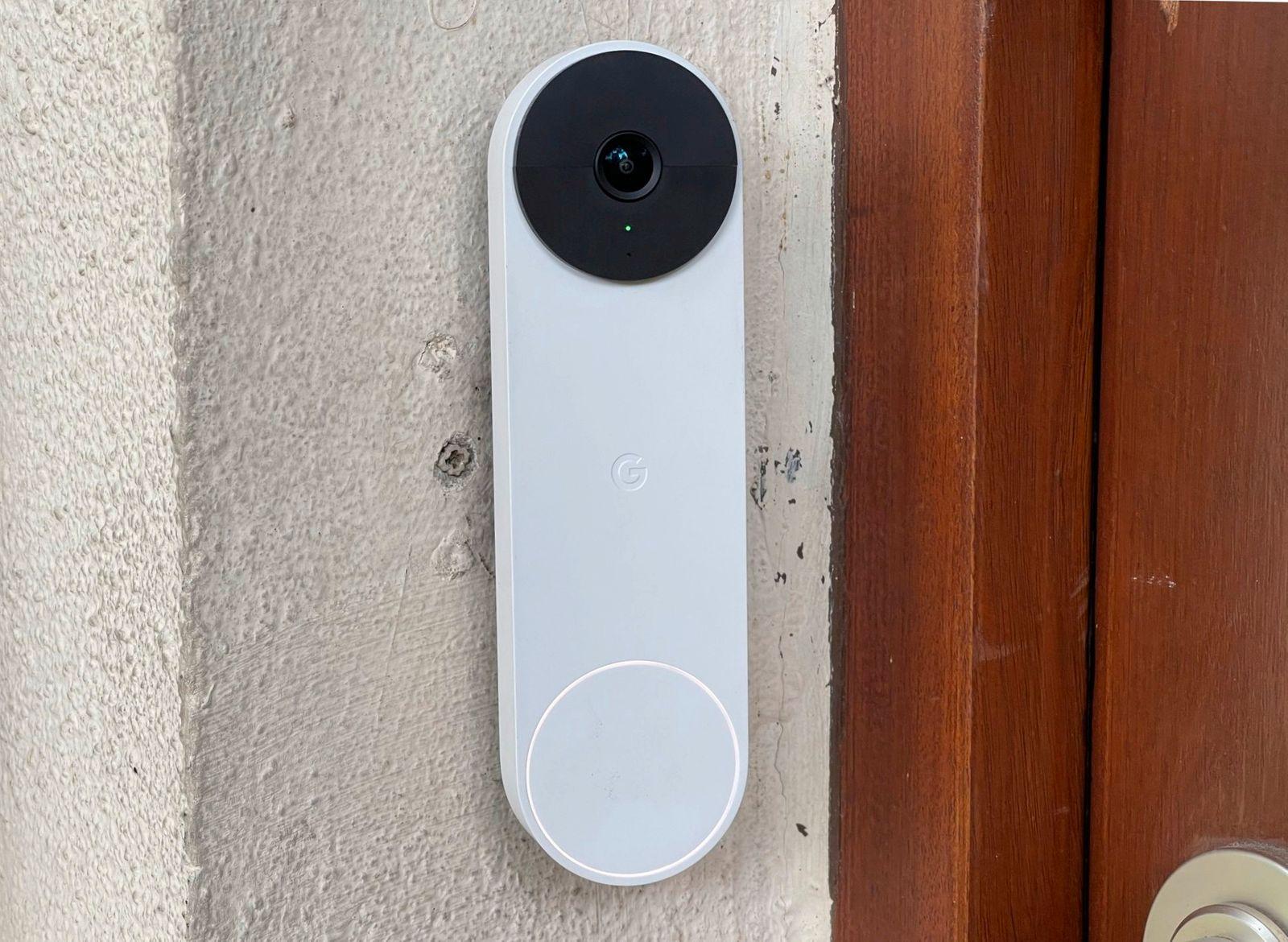 Google Nest Can/Doorbell