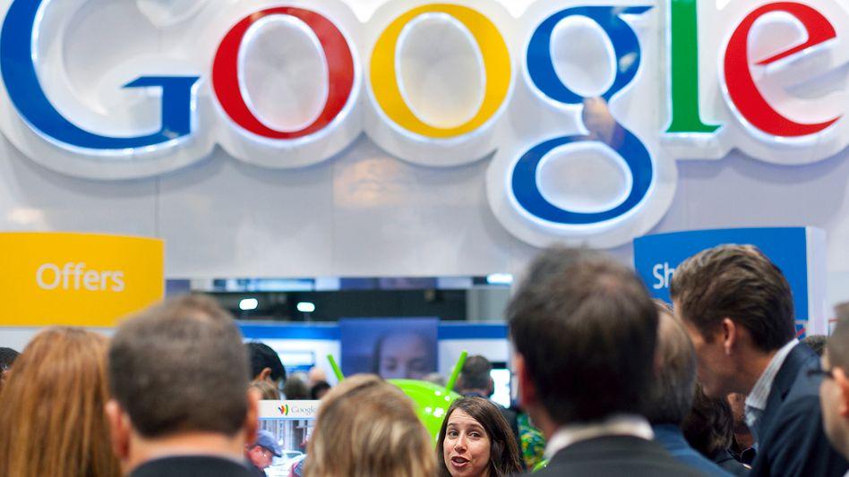 Google-Logo: So verstecken Sie sich vor dem Super-Profil