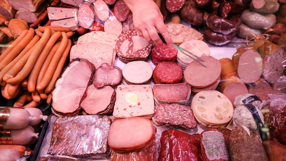 Rund 60 Kilo Fleisch isst ein Mensch in Deutschland im Schnitt pro Jahr