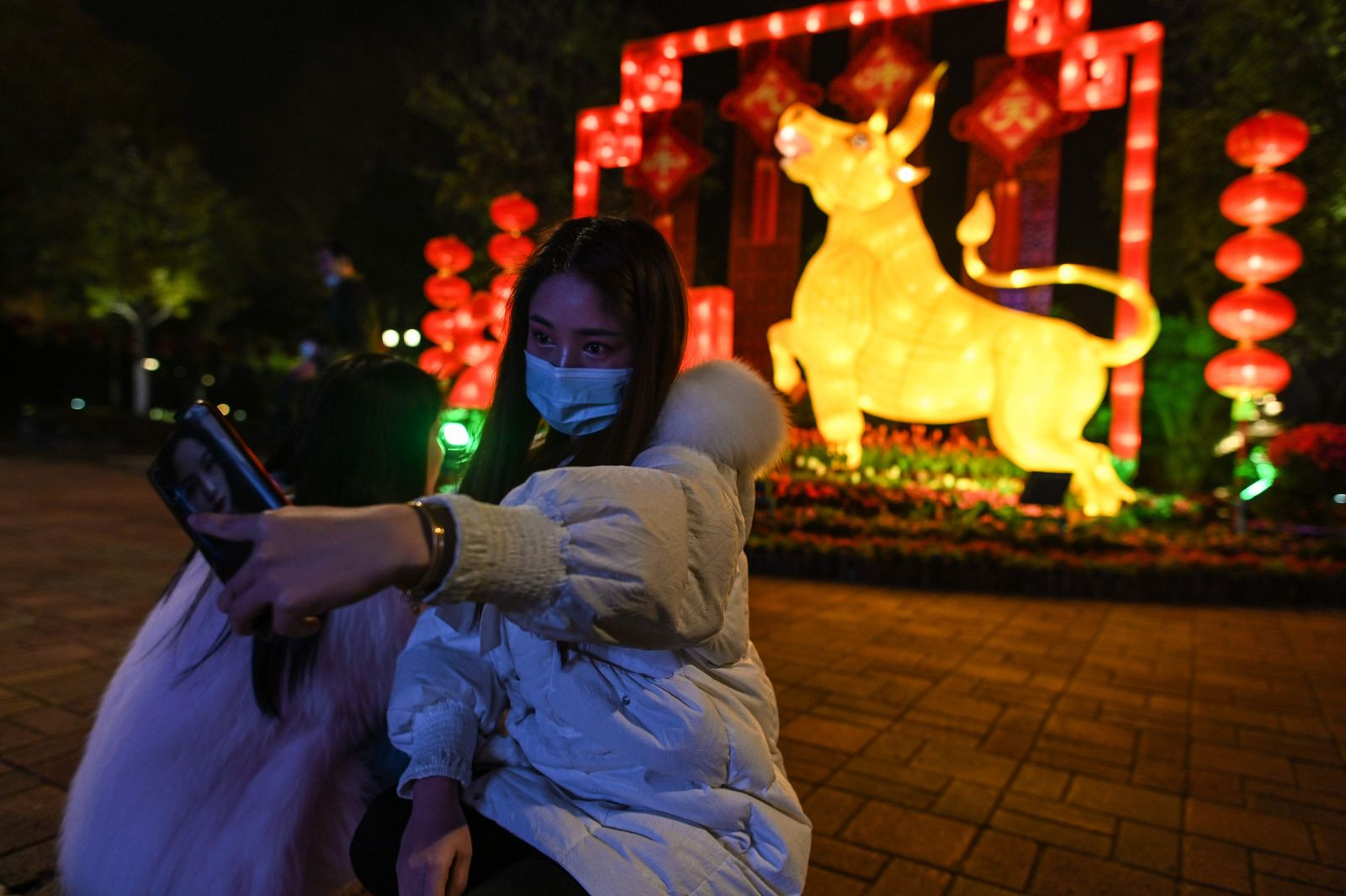 CHINA-LUNAR-NEW YEAR