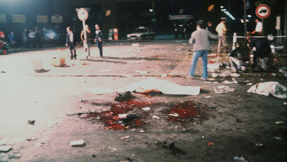 Oktoberfestattentat: Bombenterror vor dem Bierzelt