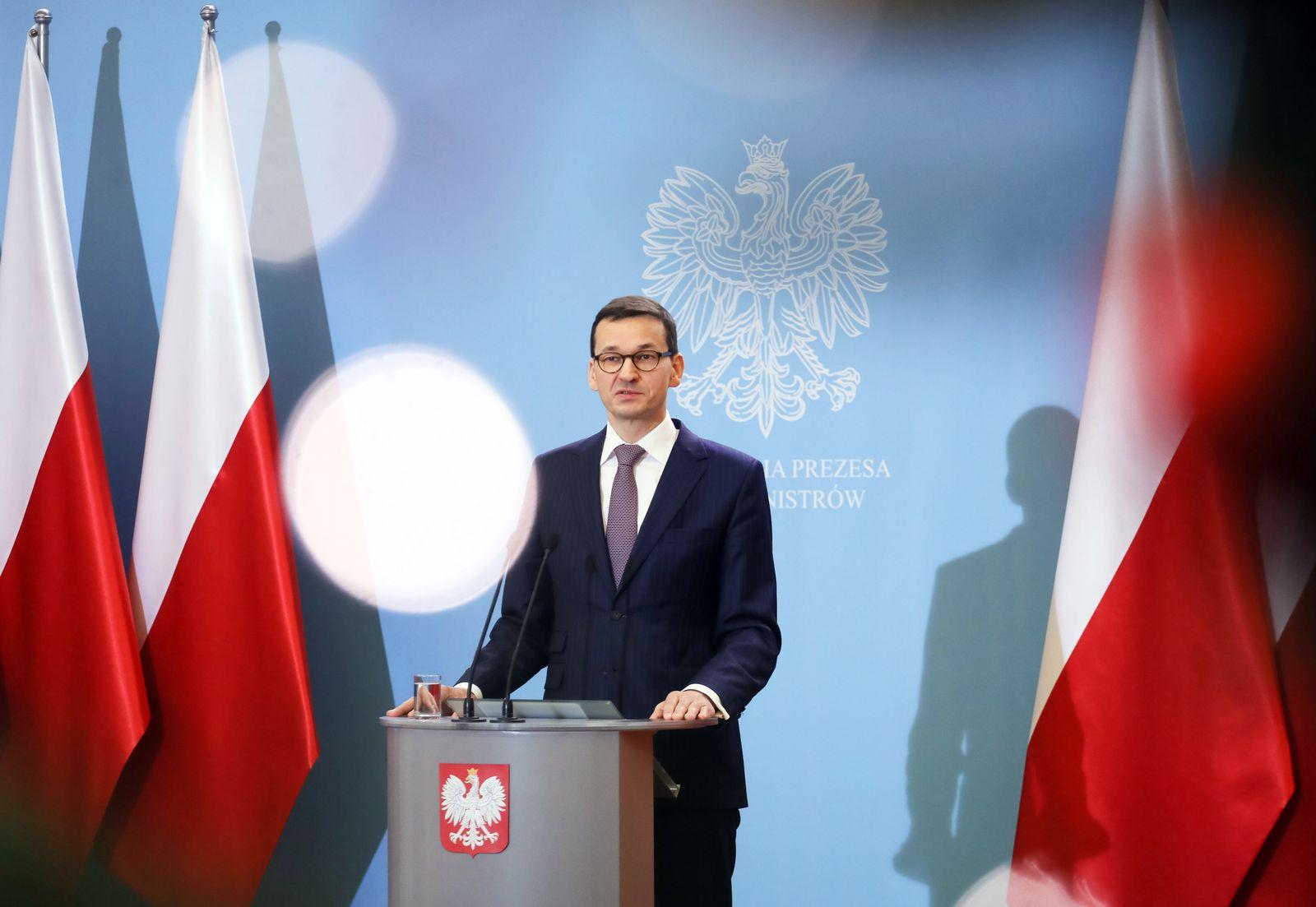 Mateusz Morawiecki/ Polen