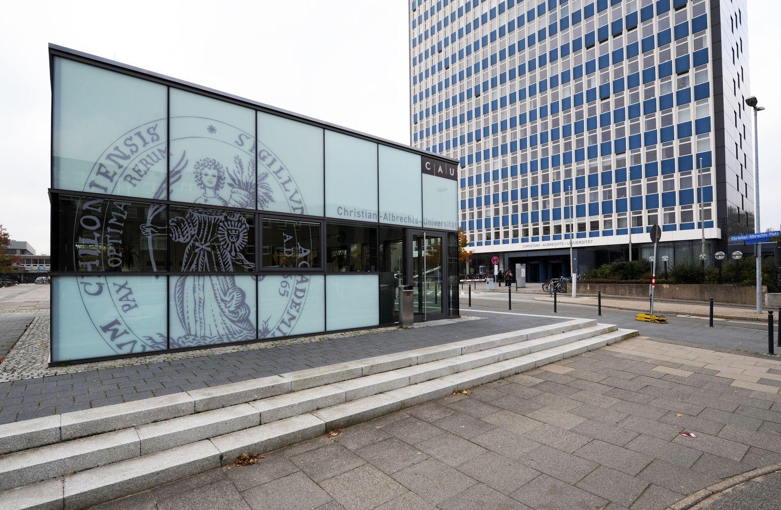 Zivilklausel/ Christian-Albrechts-Universität zu Kiel