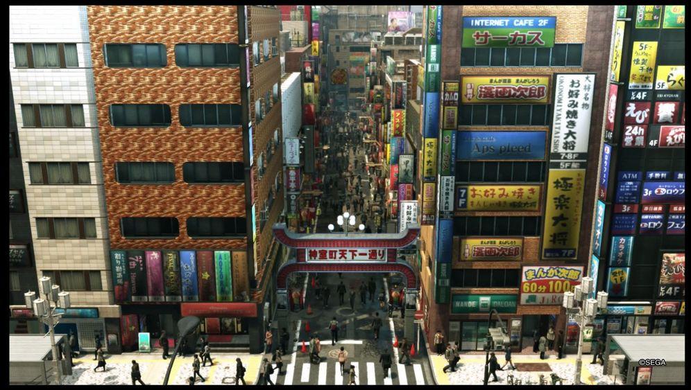 """Yakuza 6"" im Test: Prügeln, Sushi und Karaoke"