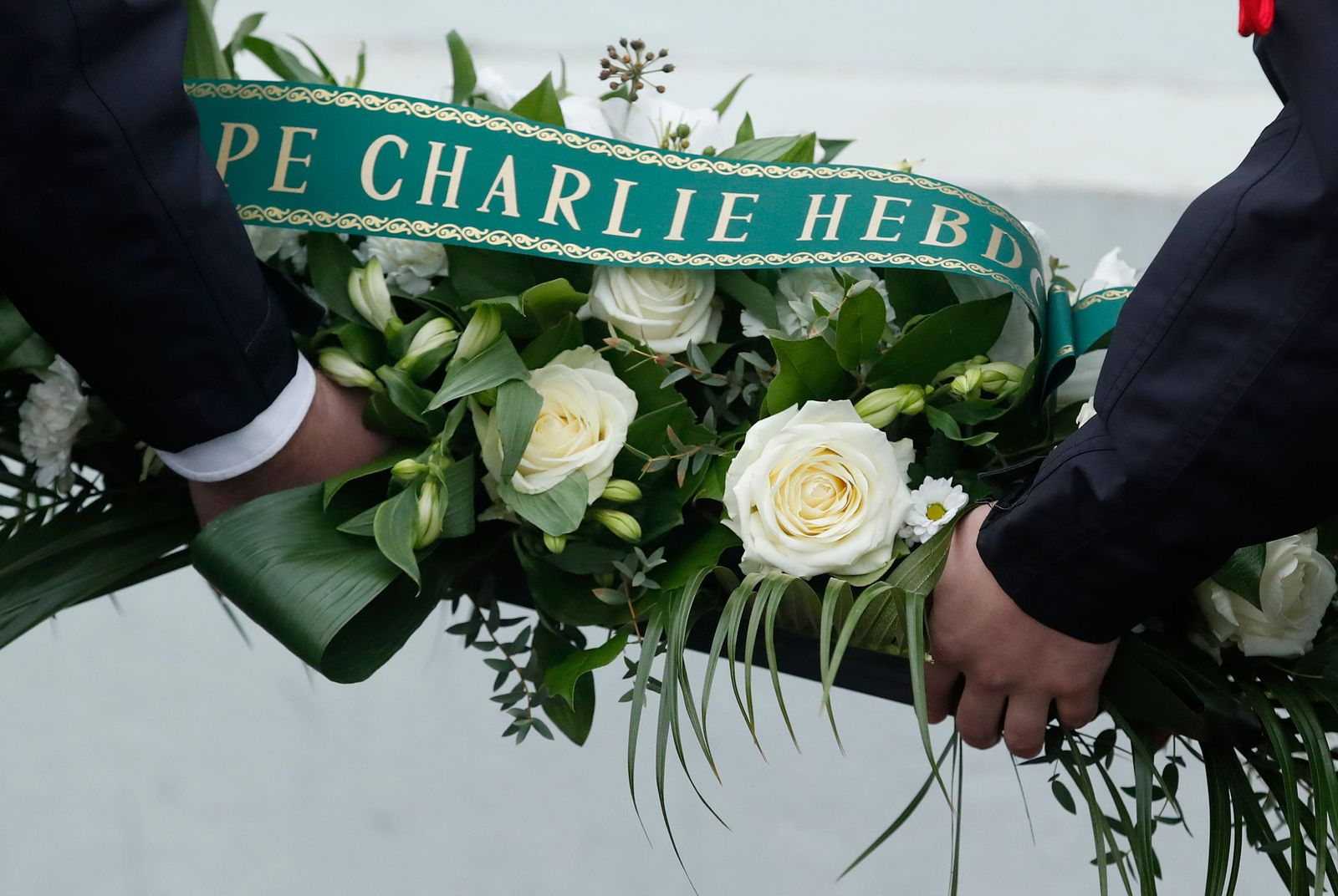 Charlie Hebdo Gedenken