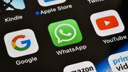 Wenn auf dem Handy fremde WhatsApp-Nachrichten auftauchen