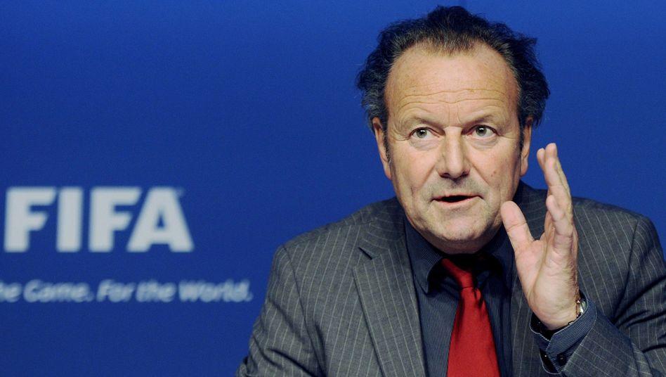 """Fifa-Antikorruptionsbeauftragter Pieth: """"Wie Baron von Münchhausen"""""""