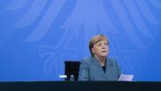 Merkel dringt auf Shutdown-Verlängerung bis Anfang März