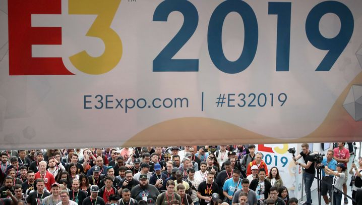 Spielemesse in Los Angeles: Die E3 2019 in Bildern