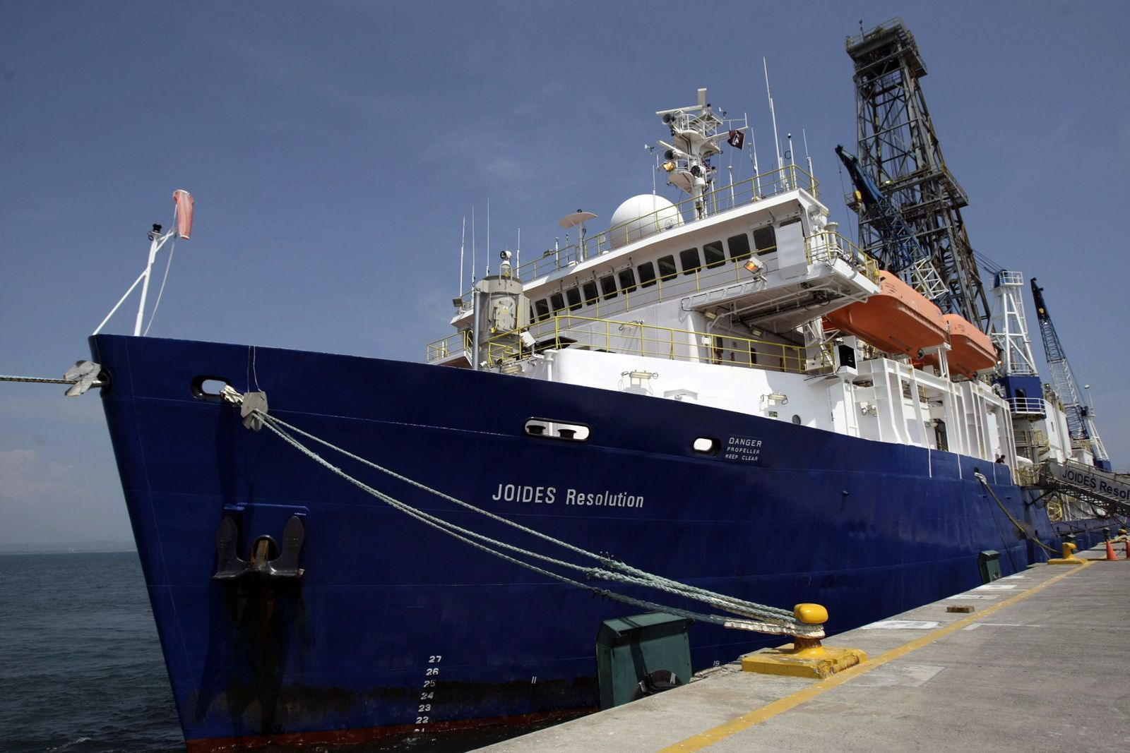 Investigation of Costa Rica's deepest ocean