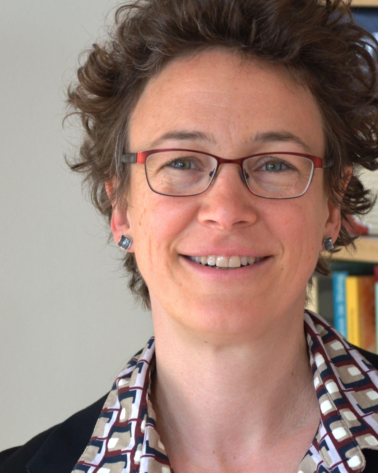 Historikerin Miriam Rürup