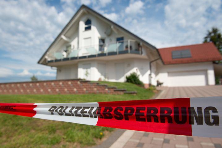 Wohnhaus von Walter Lübcke: Es gibt keine Hinweise auf Suizid