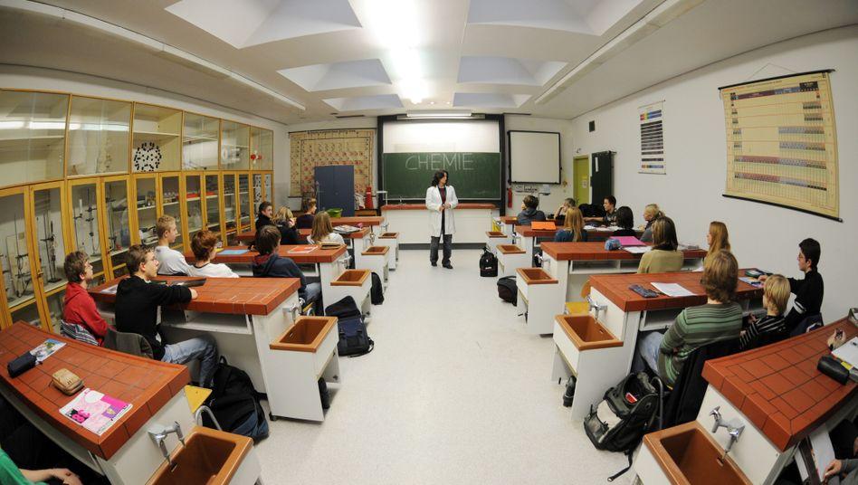 Von hier an sinkts: Die Zahl der Studienberechtigten wird in Deutschland weiter zurückgehen