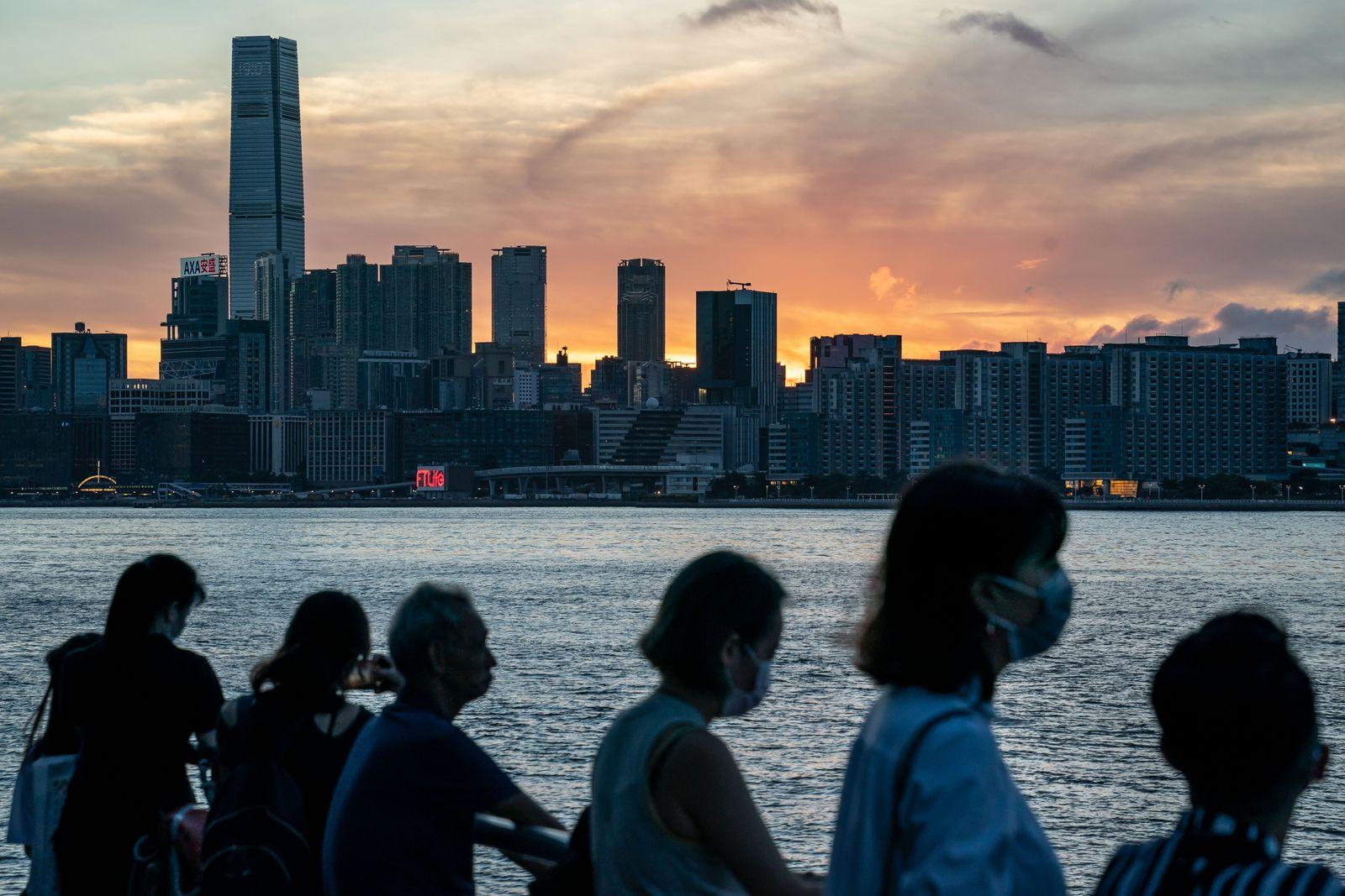 Hong Kong Impose Restrictions As Coronavirus Cases Begin To Rise