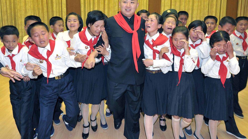 Nordkorea: Knuffiger Kim