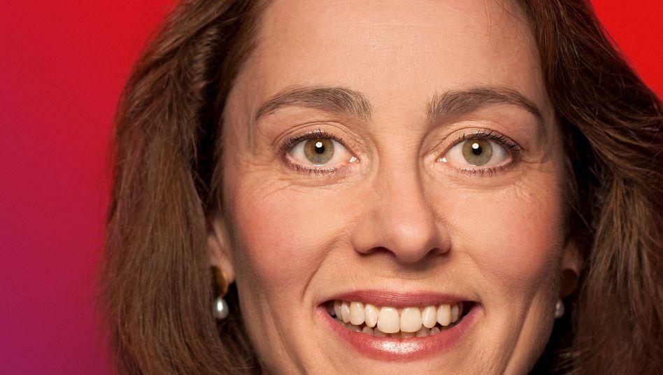Gabriels Kandidatin Barley: Sie soll im Dezember gewählt werden