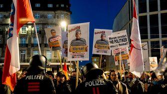 """Politiker fordern Aufarbeitung von """"Querdenken""""-Großdemo"""