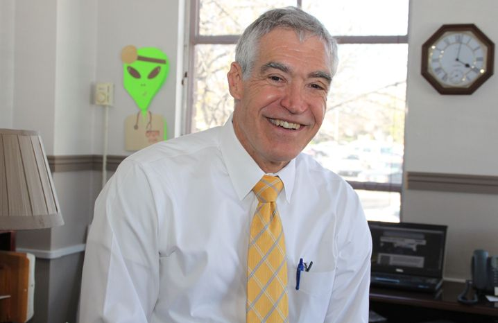 Bürgermeister Kintigh