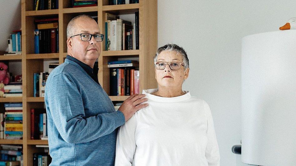 Organspender Zietz, Ehefrau