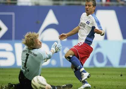 Bundesliga-Topspiel HSV-Bayern: Ab Sommer 2006 live per Arenas Pay-TV - oder eben per Internet