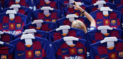 <div>FC Barcelona legt Untersuchungsbericht zu
