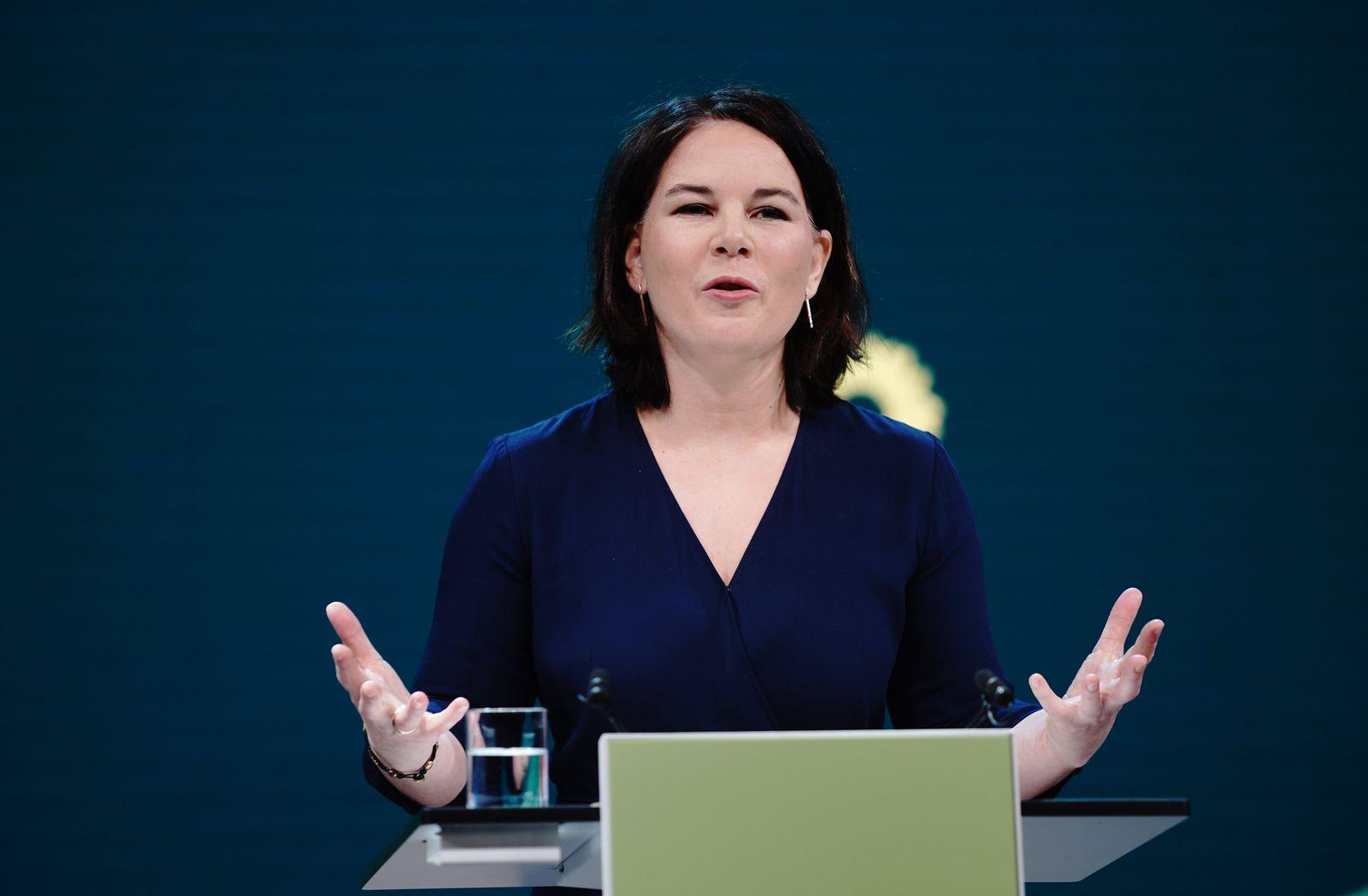 Grünen-Vorstand macht Vorschlag für Kanzlerkandidatur