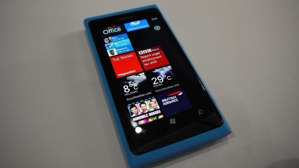 Erster Test: Nokia Lumia 800 angefasst