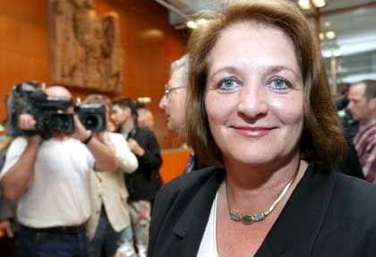 Beschwerdeführerin Leutheusser-Schnarrenberger: Rollback zu Gunsten des Rechtsstaates?