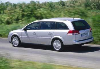 Der Schein trügt nicht: Opel Vectra Caravan