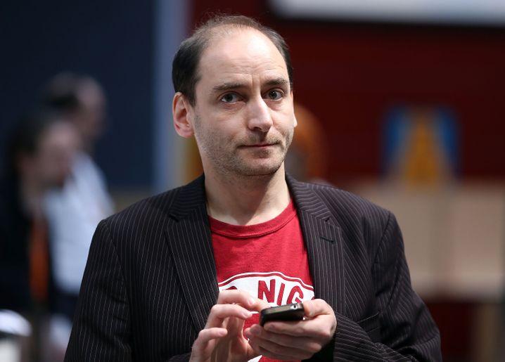 Geschäftsführer Ponader, Twittername @johannesponader