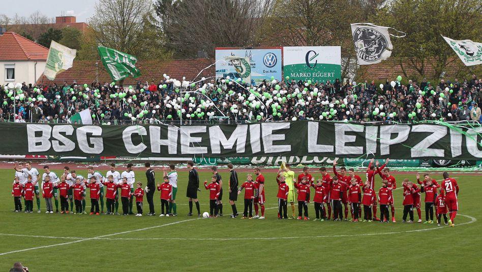 Chemie-Leipzig-Fans