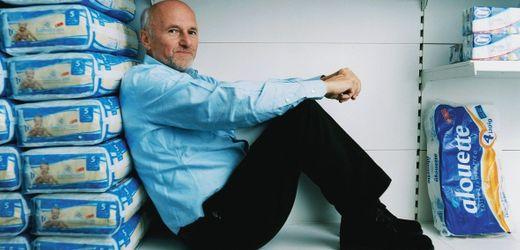 Dirk Roßmann: Der Milliardär spricht über seinen Reichtum