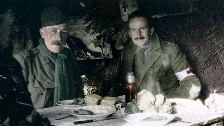 Weihnachten im Ersten Weltkrieg: Hoch der Kaiser? Fuck the Kaiser!