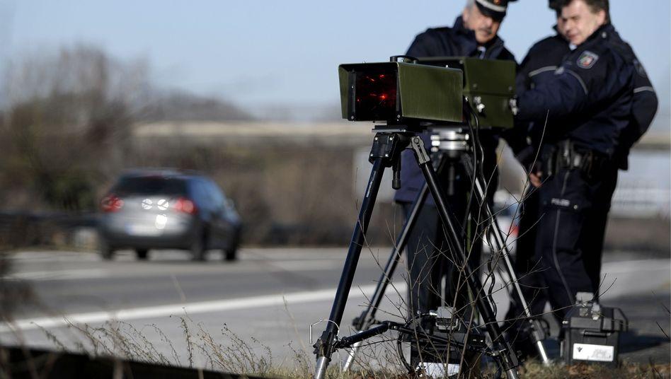 Geschwindigkeitskontrollen: Wird das Verbot von Warngeräten gekippt?