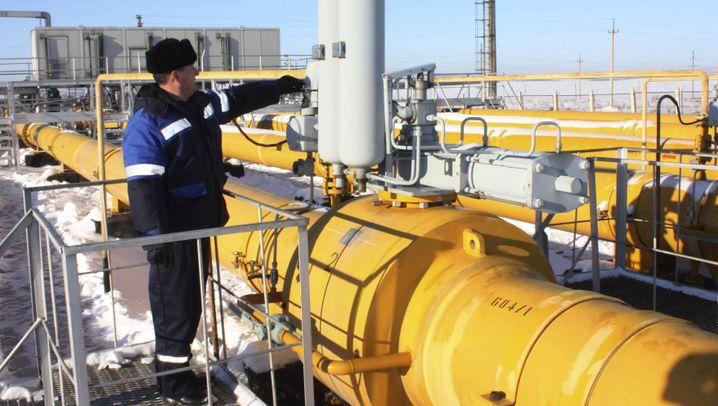 Fotostrecke: Energiemacht Russland