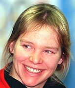 Katja Seizinger ist Ehefrau
