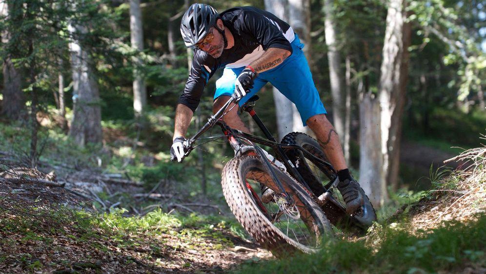Fahrradtrend aus den USA: Je fetter, desto besser