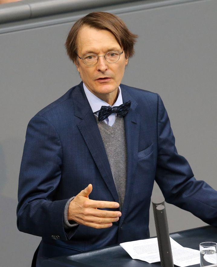"""Karl Lauterbach: """"Schritt über den Rubikon"""""""