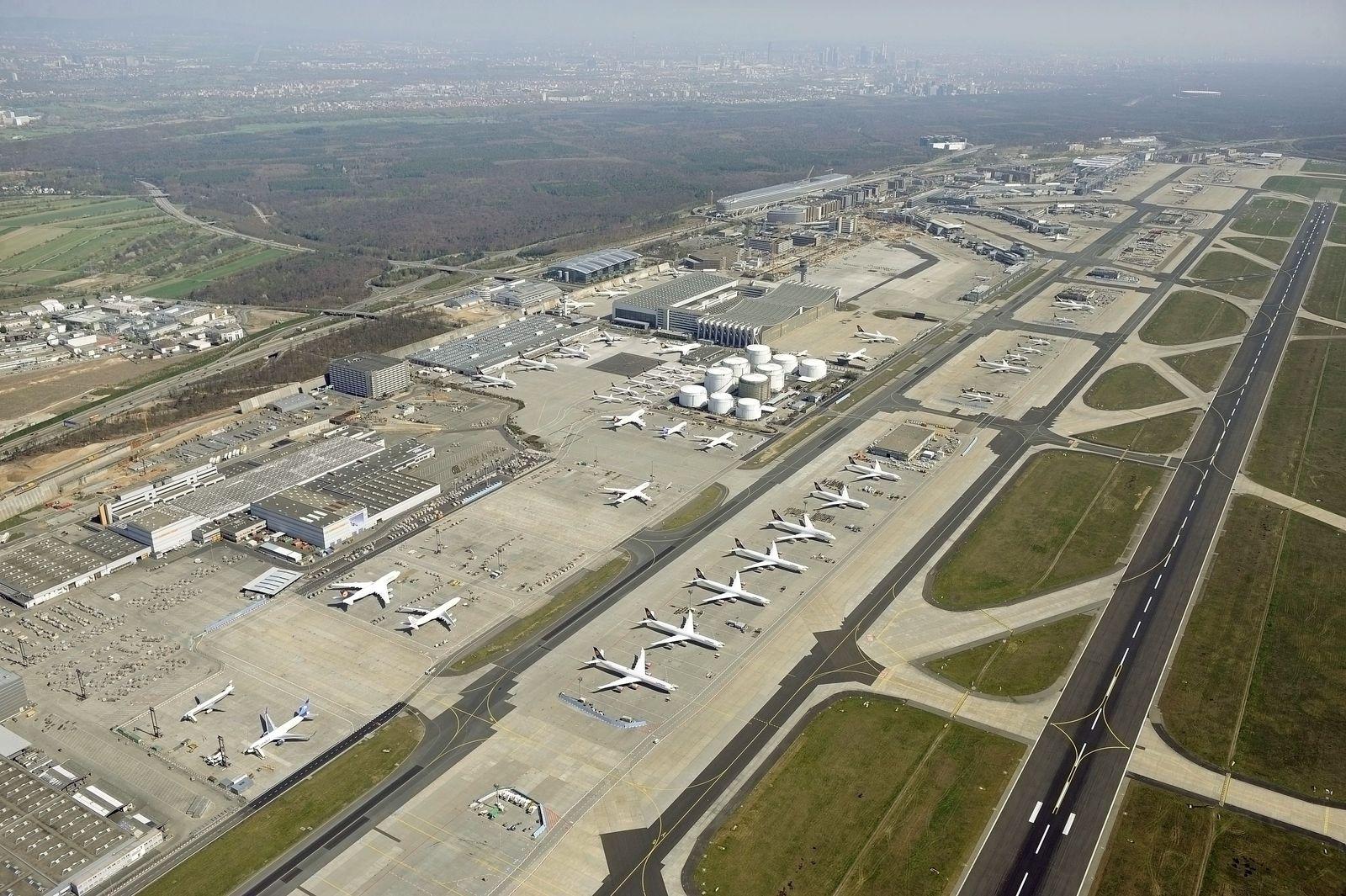 NICHT VERWENDEN Flughafen Frankfurt