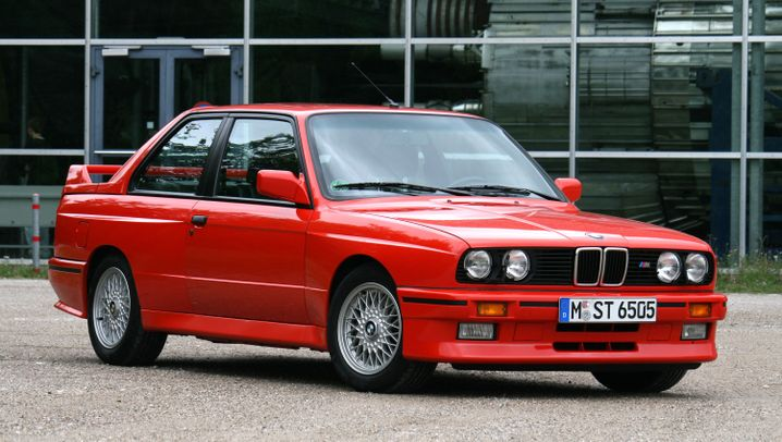 BMW M3: Rasender Rentner