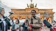 Berlin ist die Hoffnung