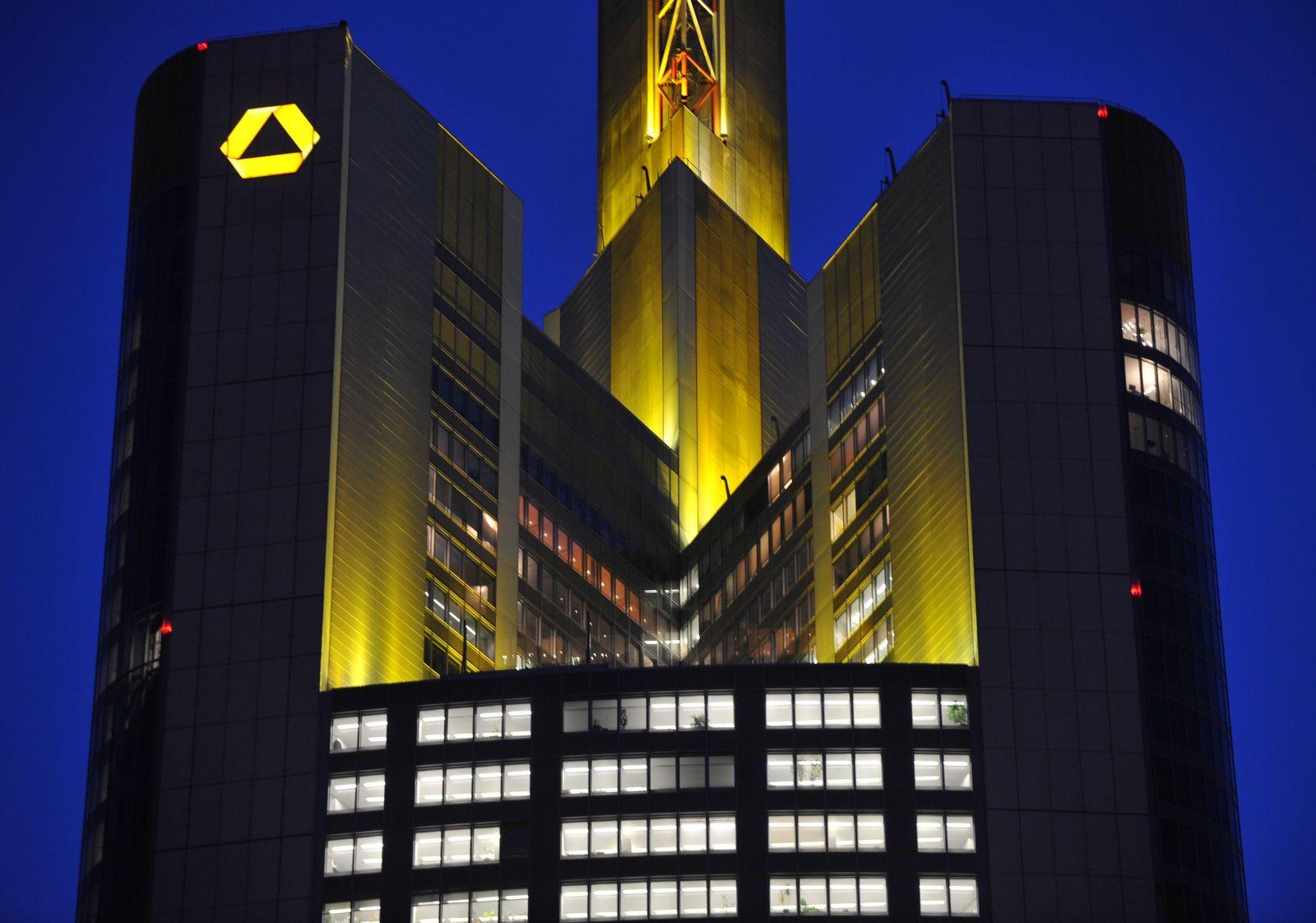 Frankfurt / Hochhaustouren / Commerzbank