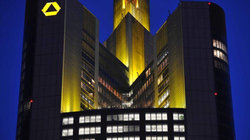 Commerzbank-Zentrale in Frankfurt:
