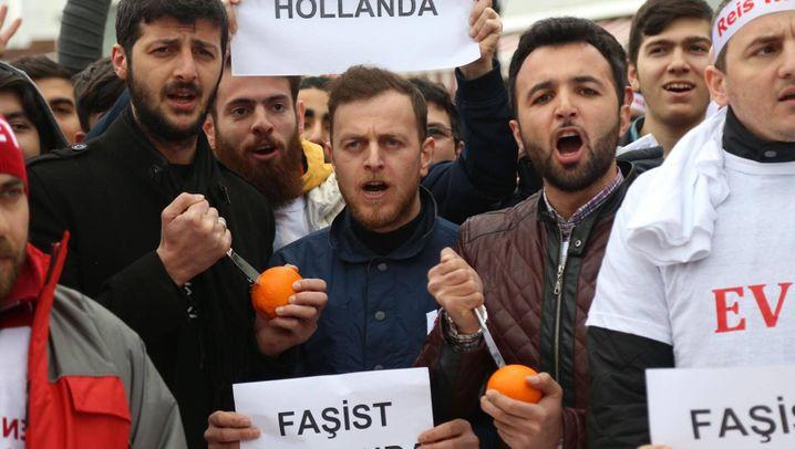 Türkei: Das Orangenmassaker von Izmit