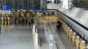 4000 Jobs beim Flughafenbetreiber Fraport bedroht