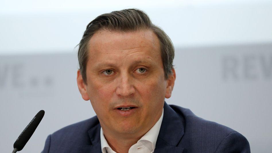 REWE-Chef Lionel Souque: Investieren für die Zeit nach der Coronakrise